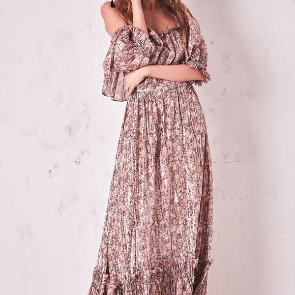 97ac2a243e60 Love Shack Fancy Dresses | Tara Pomegranate Dress | Poshmark